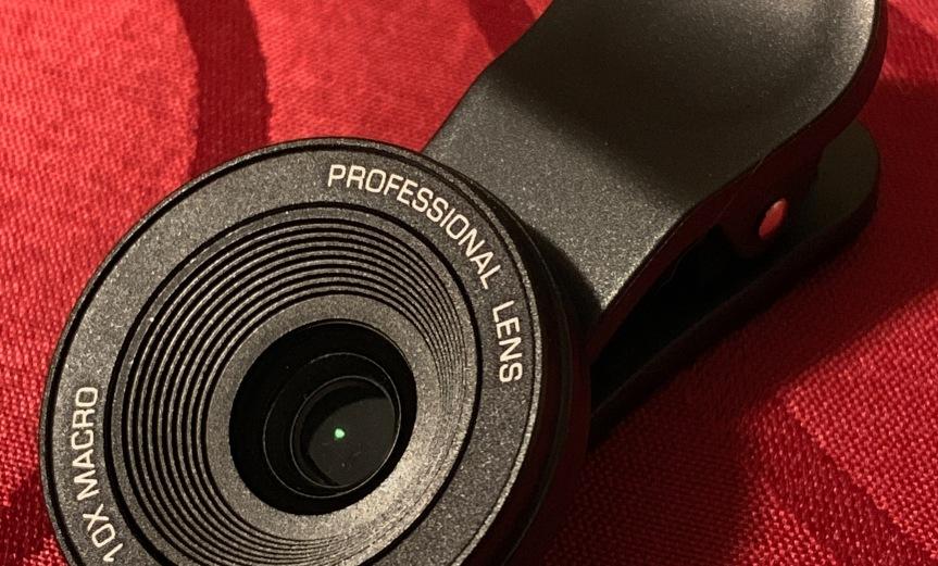 Illimon Super Macro Camera Lens Clip