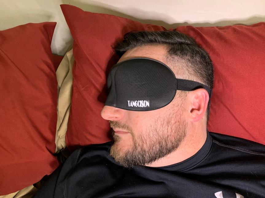 Tangcison Sleep Mask